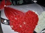 Оформление воздушными шарами, тканью, цветами