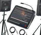 Прокат звуковой аппаратуры